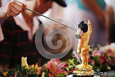 Festival de Bouddha
