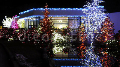 Festival de luzes em dezembro vídeos de arquivo