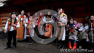 Festival de Vasylya en TransCarpathia