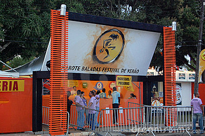 Festival de Verão Salvador Editorial Photo