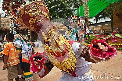 Resultado de imagem para halloween tailandia