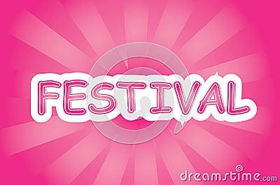 Festival Vector