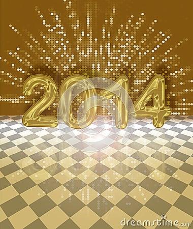Festive 2014 card