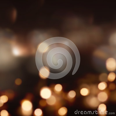 Free Festive Christmas Background With Many Lights Royalty Free Stock Images - 78411639