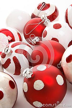 Festive Christmas Balls