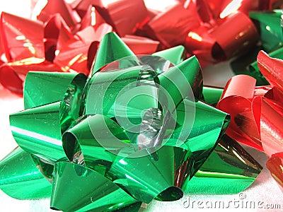Festive Holiday Bows