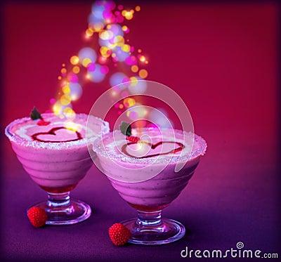 Festive ice cream