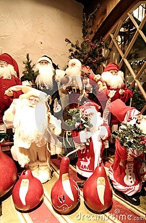 Festive Santas