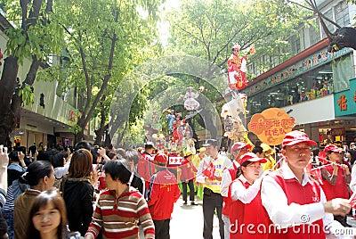 Festivities Editorial Photo