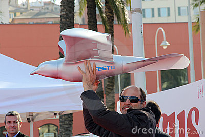 Festo smartbird Editorial Photo
