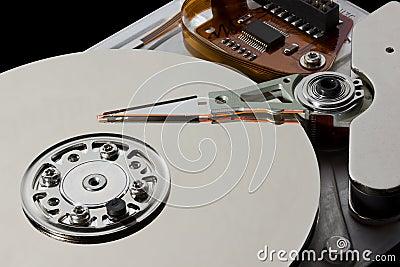 Festplattenlaufwerk