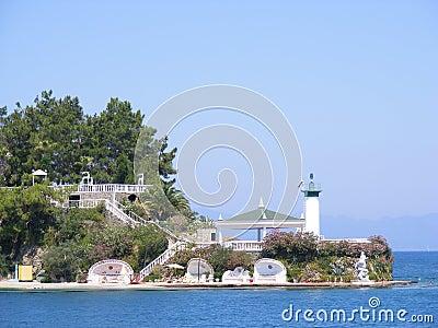 Fethiye Lighthouse