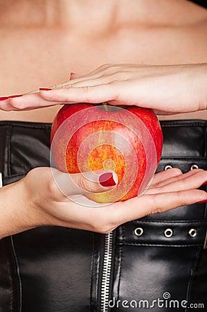 Fetish apple