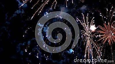 Feuerwerke defocus