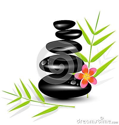 Feuille de massage et en bambou en pierre chaude - Feuille de pierre castorama ...