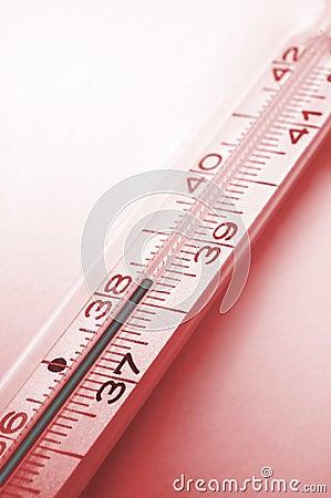 Fever - Centigrade Thermometer