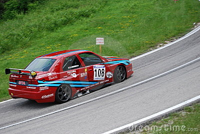 Fia International Hill Climb C Editorial Photography