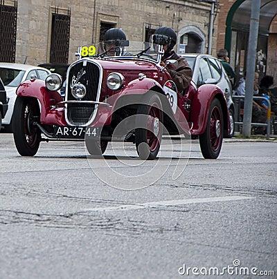 FIAT 508 Balilla Sport 1933