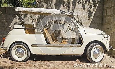 Fiat 500 spider special edition