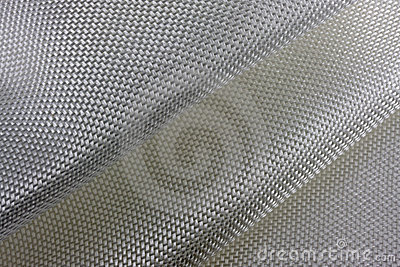 Fiberglass cloth background