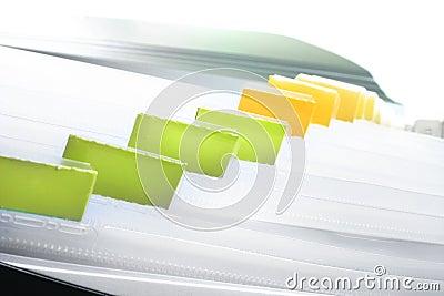 Fichier blanc