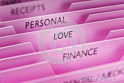 Fichiers d amour