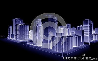 Fictional City