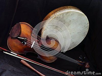 Fiddle & Bodhran 1
