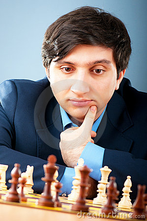 FIDE Grand Master Vugar Gashimov (World Rank - 12)