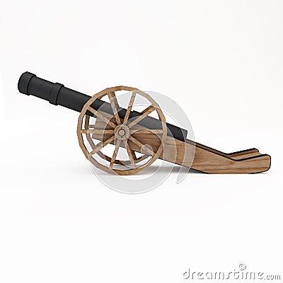 Field-gun, cannon