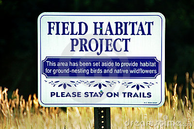 Field Habitat Project