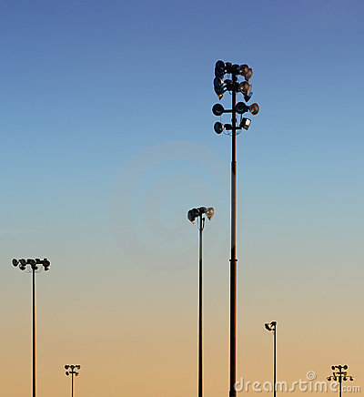 Field light stands