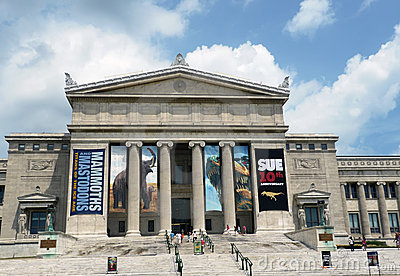 The Field Museum Editorial Stock Photo