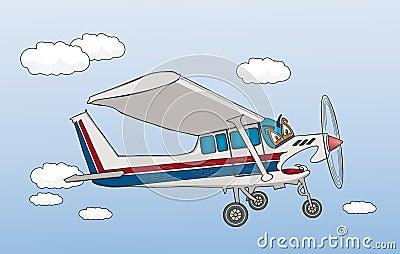 Fierce Airplane