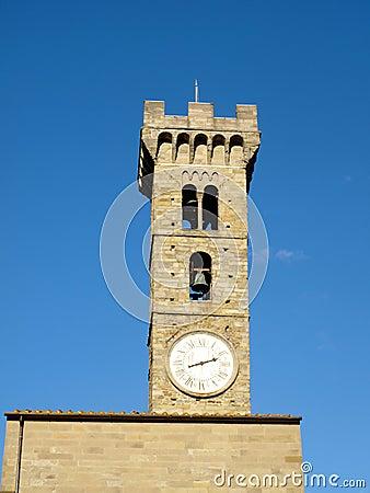 Free Fiesole Belltower Royalty Free Stock Image - 7064976