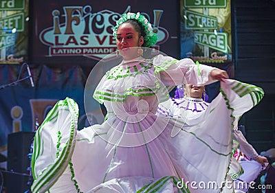Fiesta Las Vegas Editorial Photo