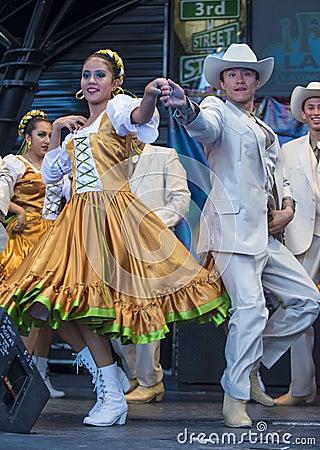 Fiesta Las Vegas Editorial Stock Image
