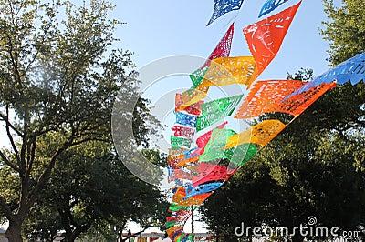 Fiesta Pennant