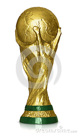 Free FIFA World Cup Trophy Royalty Free Stock Photo - 41868445