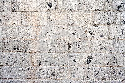 Fifteenth Century Stone Wall