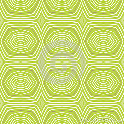 Fifties vintage wallpaper, seamless vector pattern