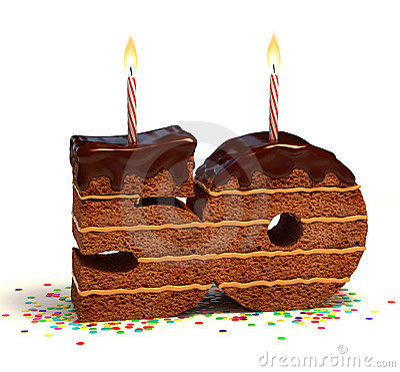 Fiftieth birthday or anniversary cake