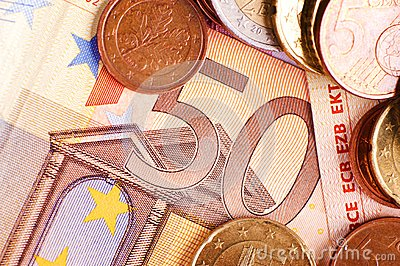 Fifty Euros - Euro Money