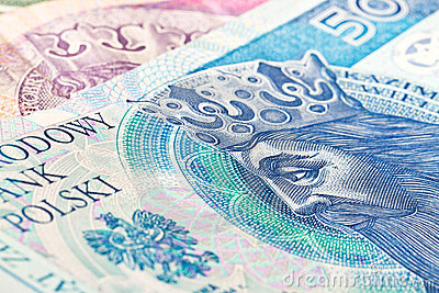 Fifty zloty banknote