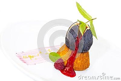 Fig dessert