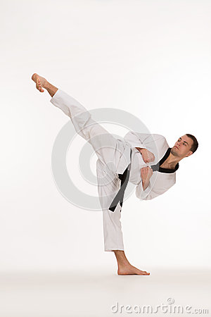 Free Fighter Stock Photography - 53359732