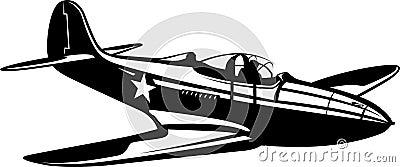 Fighter Aircobra