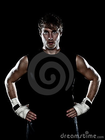 Fighter boxer