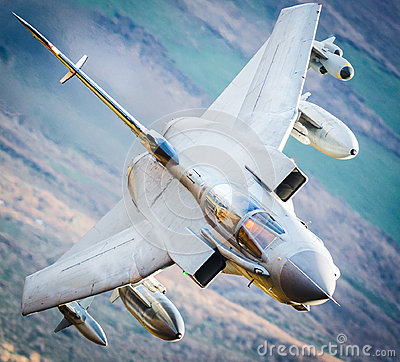 Free Fighter Jet In Flight Stock Photography - 47246022