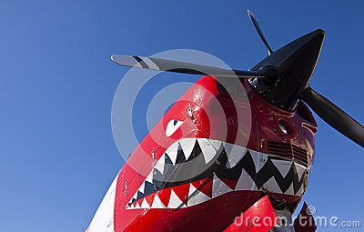 Fighter Plane Mouth
